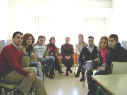 2º curso do Ciclo Superior de Administración e Finanzas